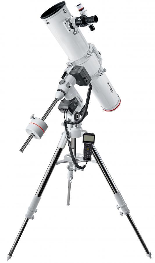 Das Messier NT-130/1000 EXOS-2 GOTO Spiegelteleskop von Bresser.