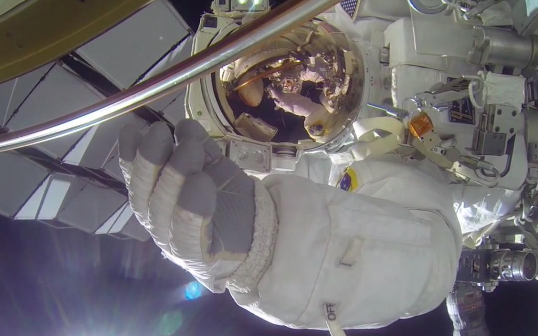 NASA feiert 50 Jahre Weltraumspaziergänge